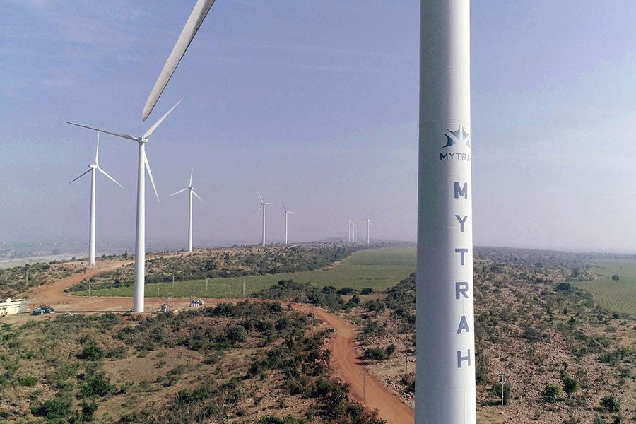 Mytrah Wind Power Project