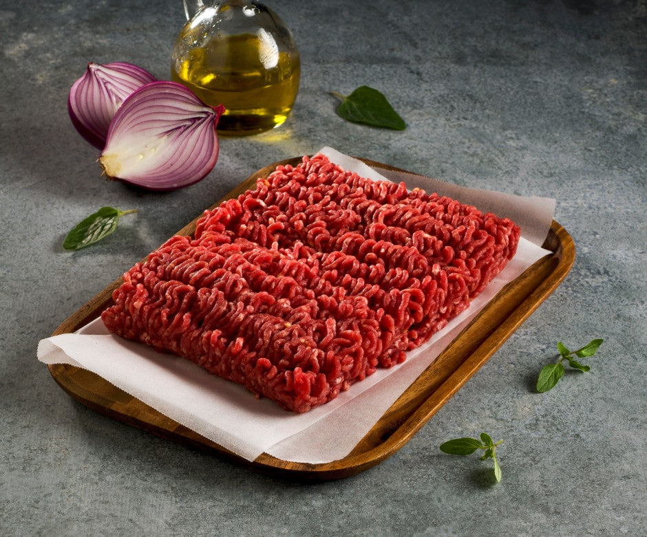 100% Grass-Fed Organic Ground Beef