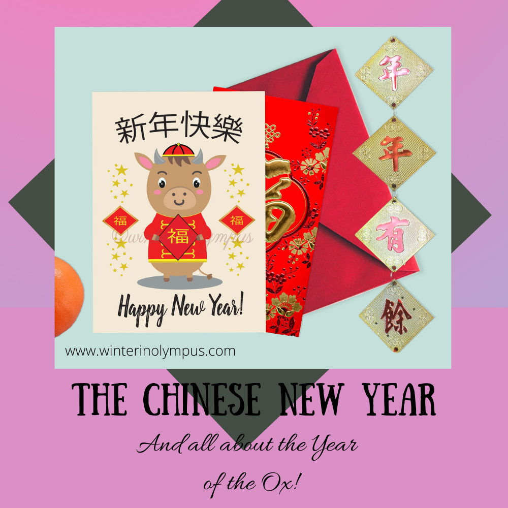 The Chinese New Year: All About the Year of the Ox!
