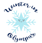 Winter in Olympus
