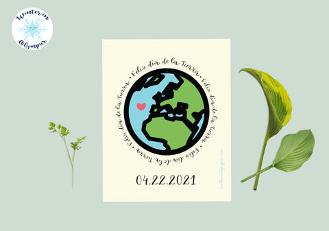Earth Day Poster Image