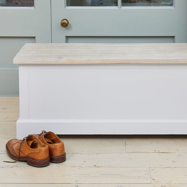 Belmont | Storage Bench