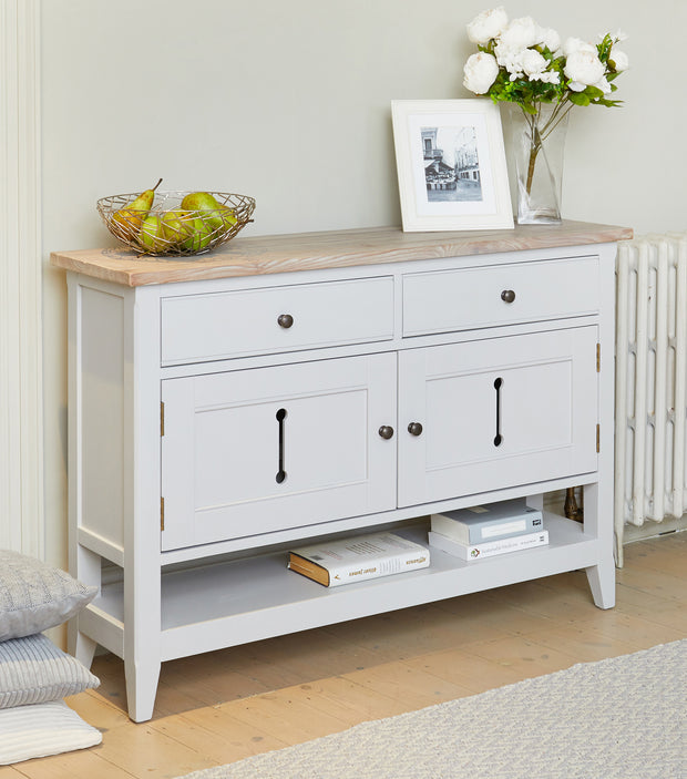 Belmont | Small Sideboard / Hall Console Shoe Storage Table