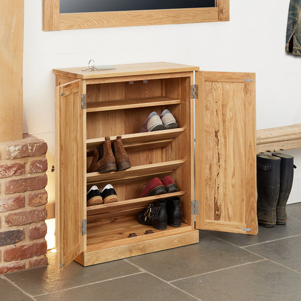 Whitewell | Shoe Cabinet