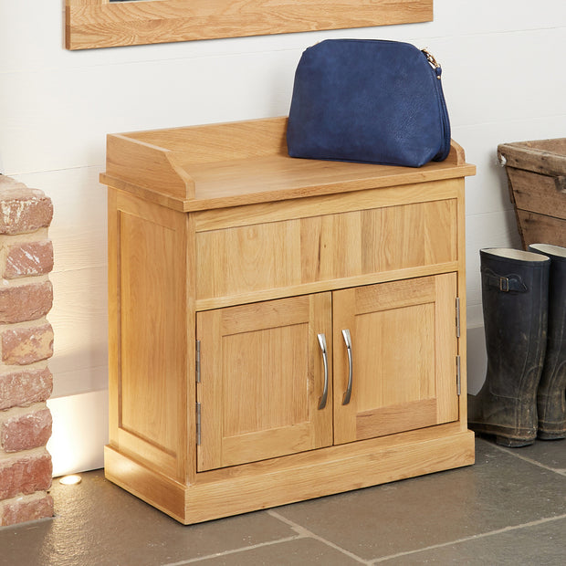 Whitewell | Bench with Storage