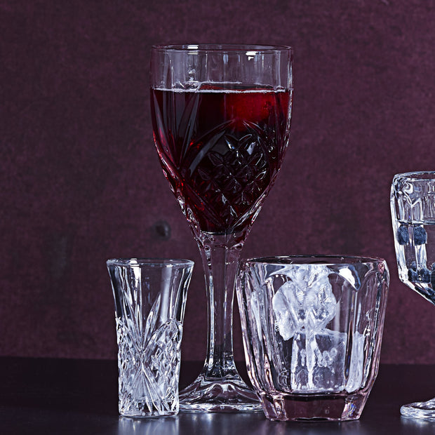 Cristel | Red & White Wine Glass Set