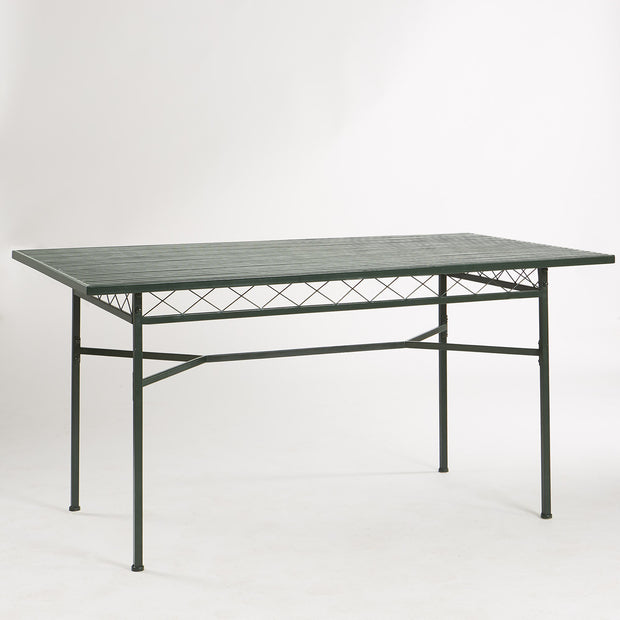 Gardia | Dining Table (Large / Racing Green)