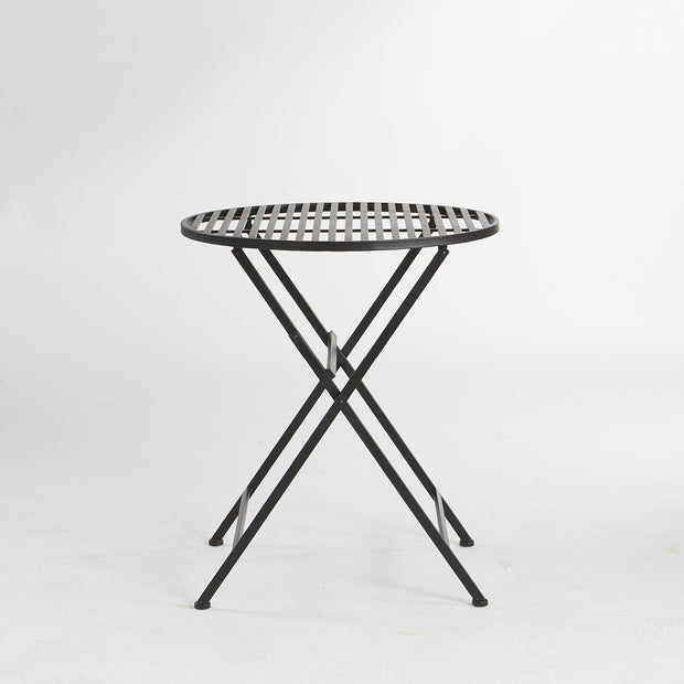 Gardia | Table (Small Round / Black)