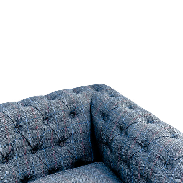 Felman | Sofa (Tweed Three Seater)