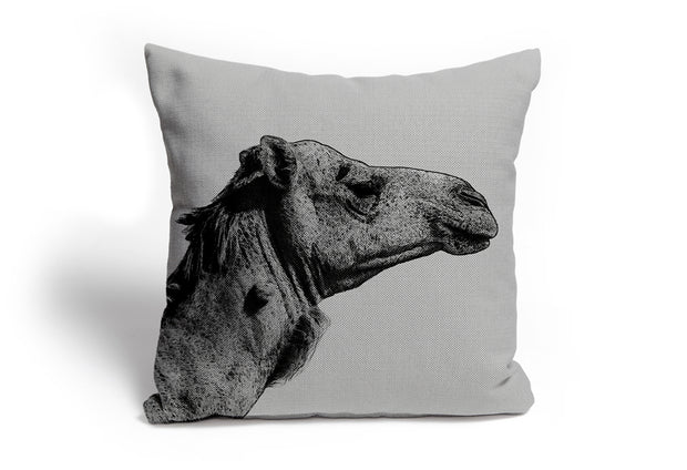 Regal Camel | Cushion (Colour Options)