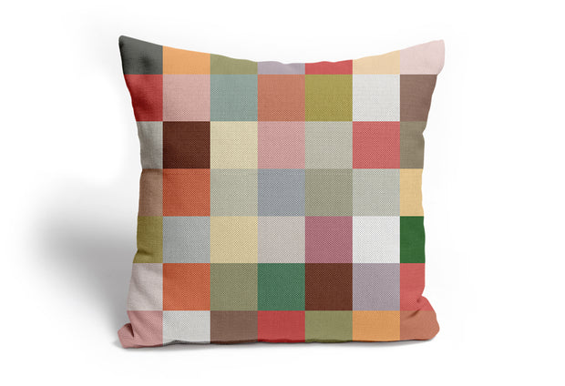 Square Fusion | Cushion (Colour Options)