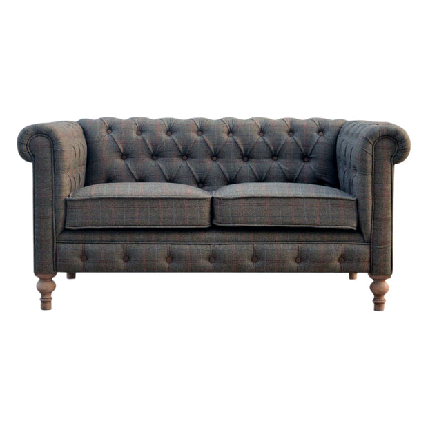 Felman | Sofa (Tweed Two Seater)