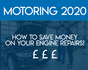 How to Save Money On Engine Repairs