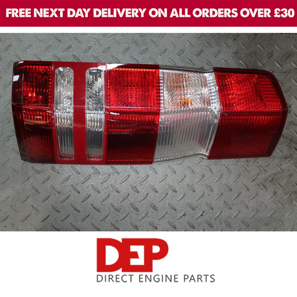 Mercedes Benz RHD W906 Sprinter Rear Light Cluster RIGHT (Used Genuine OEM)