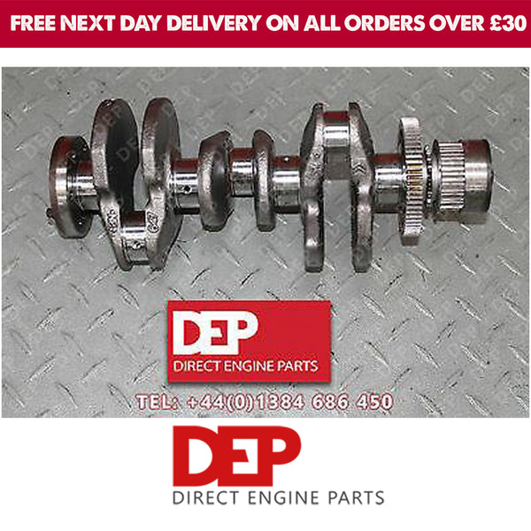 Peugeot 1.2L PureTech Crankshaft (2013-) (Used Genuine OEM)
