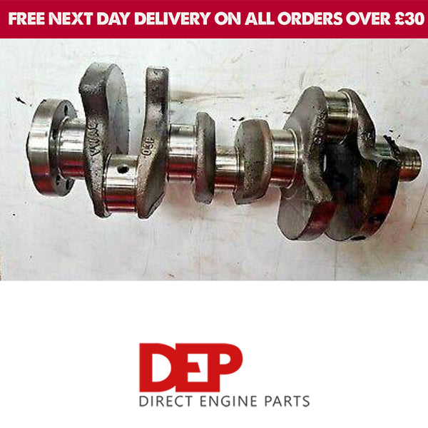 VW SEAT SKODA 1.2 TDI Diesel 03P Crankshaft  (Used Genuine OEM)