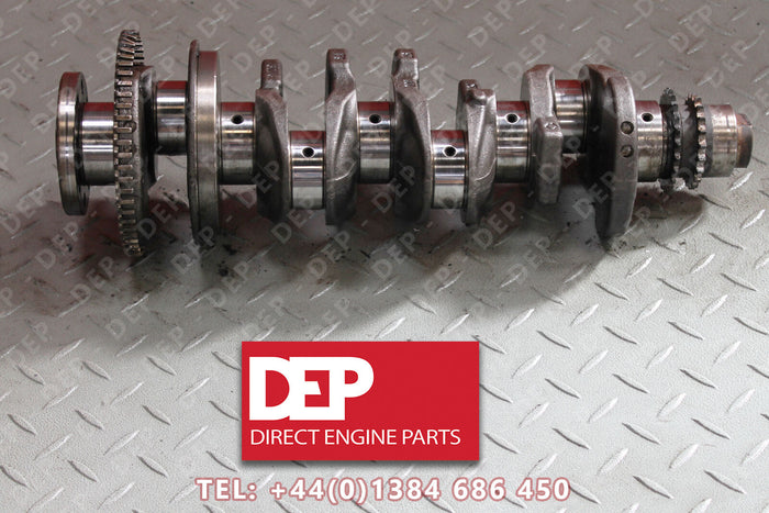 Renault 2.0 DCi M9R 2006> Crankshaft 3278 (Used Genuine OEM)