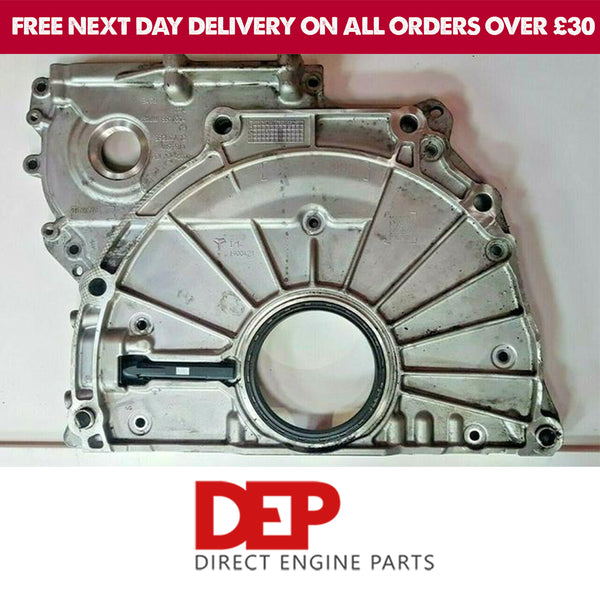 BMW F30/F31 2.0D B47D20A 8514004 Timing Chain Cover (Used Genuine OEM)