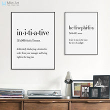 Load image into Gallery viewer, Minimalist Typography Life Yoga Quote Poster Print Nordic Style Living Room Wall Art Picture Home Decor Canvas Painting Custom
