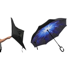 Load image into Gallery viewer, Magic Reversible Umbrella
