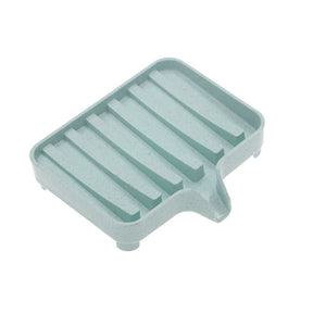 Portable Bathroom Draining Green Soap Box