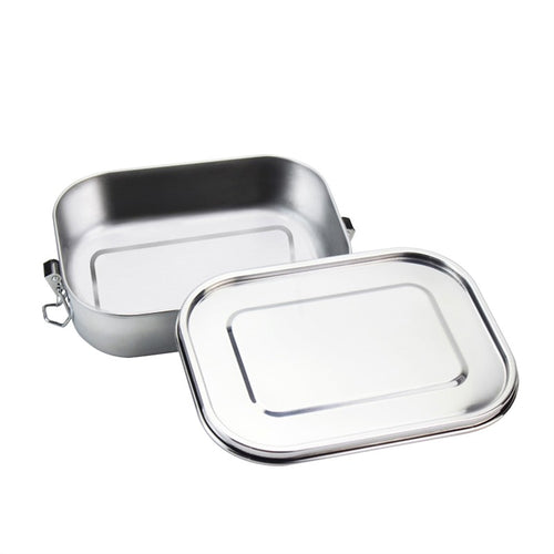 1400ML Square Bento Lunch Box Container