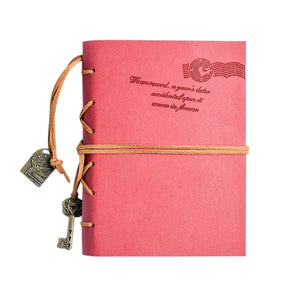 Notebook Leather Classic Vintage String Key Blank Diary Notebook Journal Sketchbook