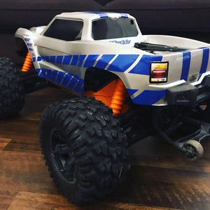 Xmaxx Shock Covers