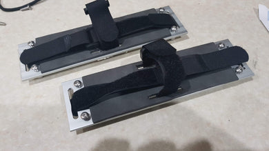 Xmaxx Battery Trays with Straps