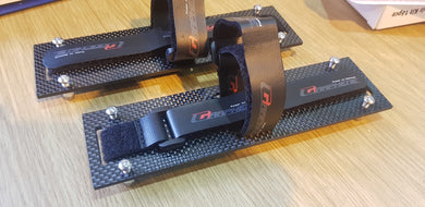 Carbon Fiber Battery Trays With HardWare