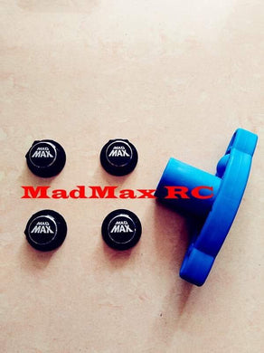 Xmaxx MadMax Lug Nuts With Tool