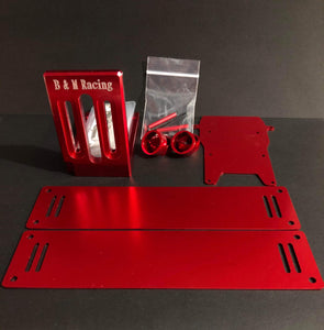 B&M Xmaxx Alloy Kit