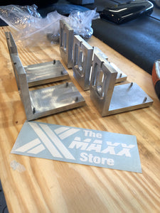Traxxas X-Maxx aluminum motor mount for Upgraded motors