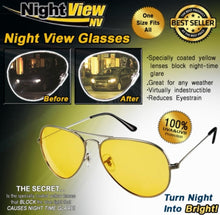 Load image into Gallery viewer, Night Vision Sunglasses (BUY 1 TAKE 1)