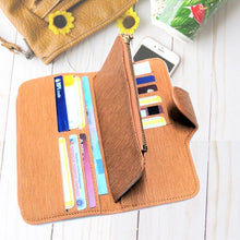 Load image into Gallery viewer, Day Dream Wallet - Korean Style Flexible Leather (75% OFF)