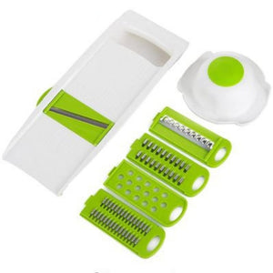 5-in-1 Wonder Cutter Plus Free Express Food Chopper