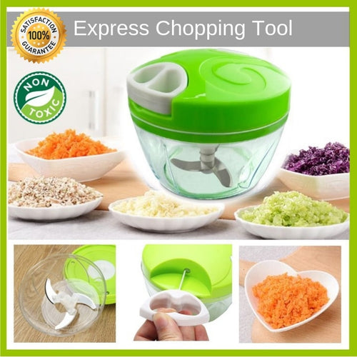 Express Food Chopper (50% OFF)
