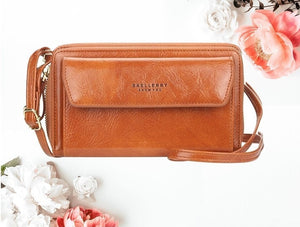 Baellerry - The Original - 2020 Latest Design with Crossbody Sling - Authentic Leather
