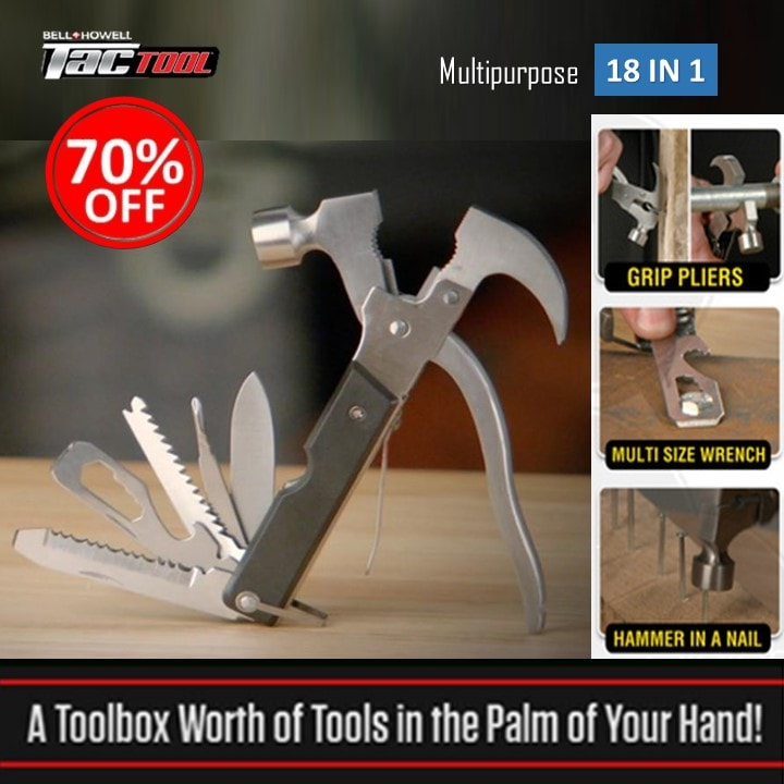 18-in-1 Tac Tool (70% OFF)
