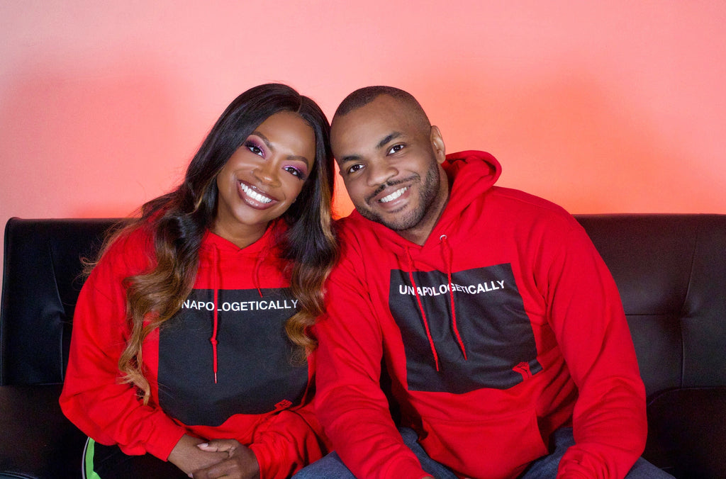 Unapologetically Hoodie- Unisex