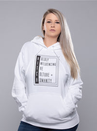 Authentic New Meaning - BITCH Hoodie (Unisex)