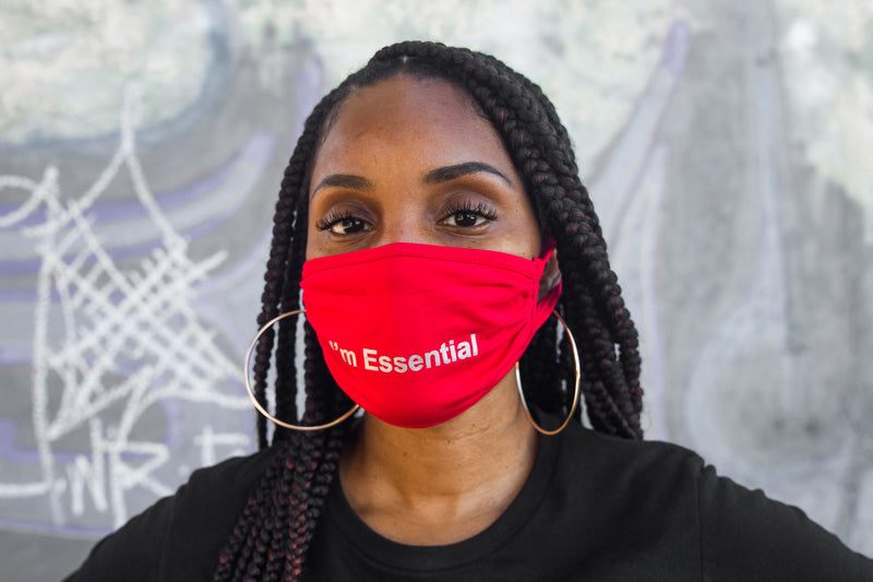 I'm Essential - Reusable Face Mask