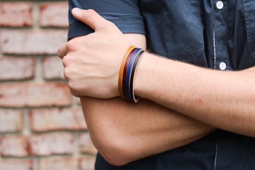 Men's Bhumi Bands Bracelet