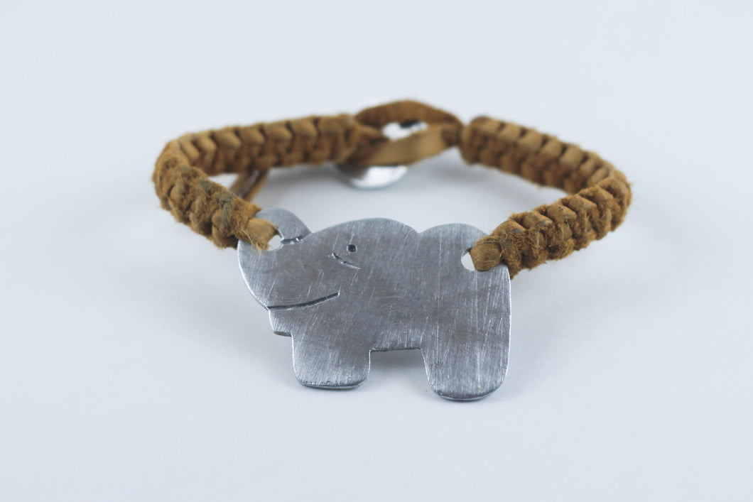 Happy Elephant Bracelet