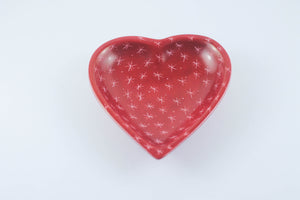 Heart shaped Soapstone Bowl