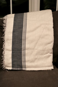 Ethiopian Cotton Throws
