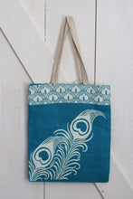 Imprints of India Jute Bag