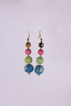 Graduated Kantha Earrings