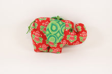 Plush Elephant Ornament