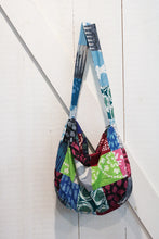 Globe Trotter Patchwork Tote